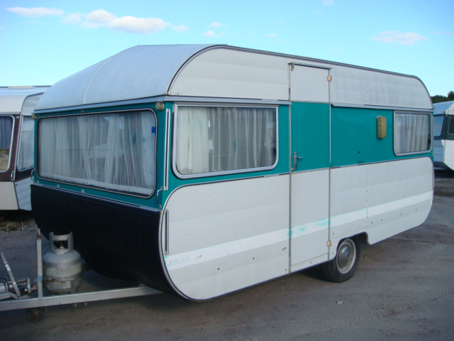 Caravans For Rent - Ace Caravans