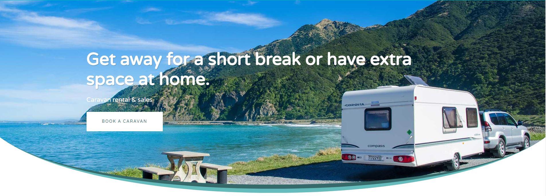 Campervans, Caravans, Motorhomes, caravan and campervan sales